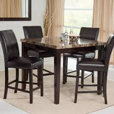 Dining Room Set Counter Height Bar Height Kitchen Table Sets Home Design Ideas
