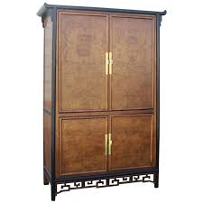 century furniture chin hua style entertainment armoire cabinet antique english mahogany armoire furniture
