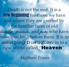 Quotes Of Comfort After The Death Of A Loved One - quotes to ... via Relatably.com