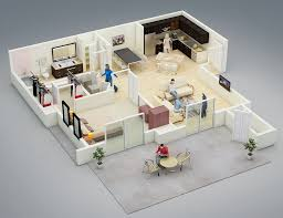 Modern One Bedroom Apartment Design 25 One Bedroom House Apartment Plans