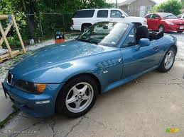 atlanta blue metallic 1996 bmw z3 19 roadster exterior photo 105109815 atlanta blue metallic 1996