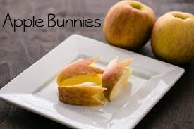 How To Make Apple <b>Bunny</b> (Apple <b>Rabbit</b>) • Just One Cookbook