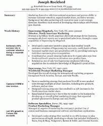 director of marketing resume ceo resum entry level marketing marketing director resume