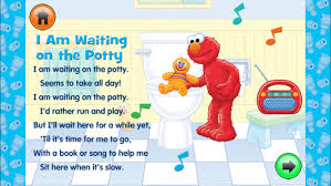 Potty Time with Elmo on the App Store