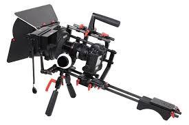 <b>Benro</b> DV25C DSLR Video shoulder rig follow focus matte box ...