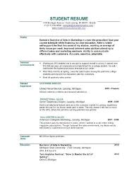 student templates student template objectives in resume for nurses