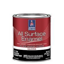 <b>Sherwin</b>-<b>Williams All Surface</b> Enamel Oil Base Gloss — Sherwinstore