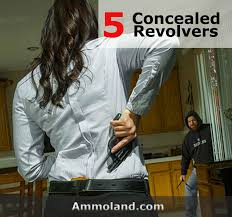 Five Best Concealed Carry Revolvers