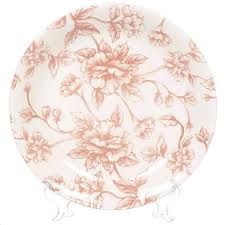 Тарелка <b>Fioretta Country charm</b> (TDP121) (<b>обеденная</b>, 25 см ...