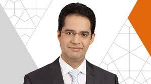 <b>Ahmed Abida</b> ist einer der Moderatoren der Talksendung On the Pulse. - 0,,15667252_303,00