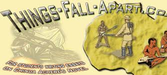 chinuah achebes things fall apart   essays things fall apart by chinuah achebe