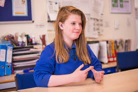 the henry beaufort school hearing impaired unit aims