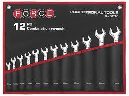 <b>Набор</b> ключей Force 5121C - ElfaBrest