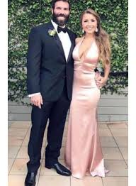 The Best For Blushing <b>Pink</b> Sleeveless <b>Prom Dresses 2019</b> ...