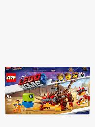 <b>LEGO THE LEGO MOVIE</b> 2 <b>70827</b> Ultrakatty & Warrior Lucy ...