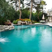 75 Beautiful <b>Rustic Turquoise</b> Pool Pictures & Ideas | Houzz