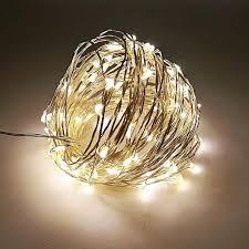 Generic <b>ZDM 10M USB Copper</b> Wire Waterproof LED String Light ...