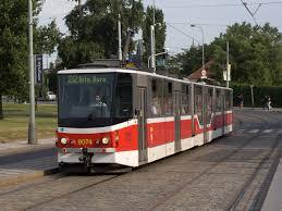 Ligne 22 du tramway de Prague