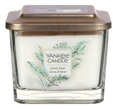 Ароматическая <b>свеча</b> Arctic Frost Yankee Candle — купить ...
