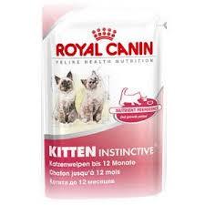 <b>Royal Canin</b> Kitten Instinctive 12 <b>Влажный корм</b> | Отзывы ...