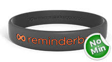 Custom Rubber Wristbands | Personalized | Free Shipping ...