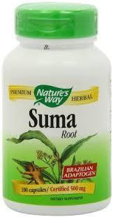 Amazon.com: Nature's Way <b>Suma Root</b> (Brazilian Adaptogen ...