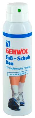 Купить <b>Gehwol Дезодорант для</b> ног и обуви 150 мл по низкой ...