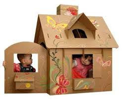Cardboard playhouse house ideas DIY   Erins clubhouse ideas    Cardboard playhouse house ideas DIY   Erins clubhouse ideas   Pinterest   Cardboard Playhouse  Cardboard Houses and House Ideas