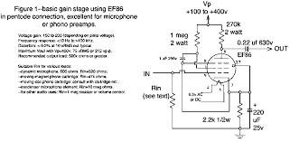 circuits 6267 based mic preamp