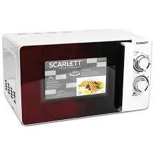 Купить <b>Микроволновая печь SCARLETT SC-MW9020S04M</b>, объем ...