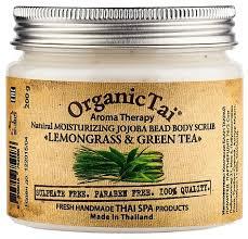 Купить Organic TAI <b>Скраб для тела</b> Лемонграсс и <b>зеленый</b> чай по ...