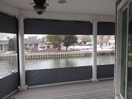 vinyl patio enclosure curtains