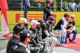 <b>Formula 1</b> slammed following controversial cut during racism protest ...