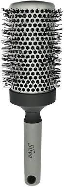 Clarette Щетка для волос круглая большая, цвет: серый. <b>SB 488</b> ...