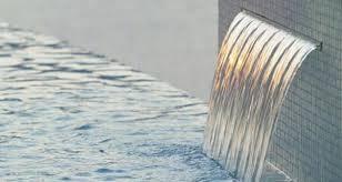 Fontana Cascata Da Giardino : Cascate da interno e fontane parete lu acqua la