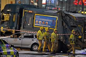 Image result for glasgow bin lorry crash