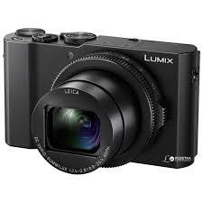 <b>Фотоаппарат Panasonic Lumix DMC</b>-<b>LX15</b> Black (DMC-LX15EE-K ...