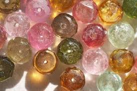 Tourmaline. Natural Stone Multi-<b>colored Tourmaline</b>. <b>Green</b>, Yellow ...