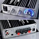 Stereo Amplifier Pre-Amps Amplifiers eBay