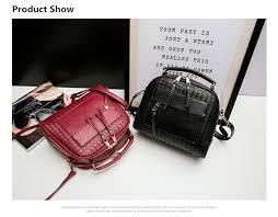2019 <b>New Arrival Knitting Women</b> Leather Handbag Fashion Weave ...