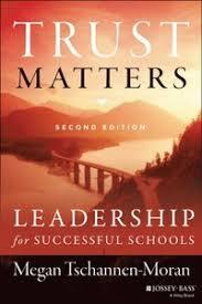 <b>Trust Matters</b> - Tschannen-Moran <b>Megan Tschannen</b>-<b>Moran</b> - E-bok ...