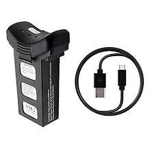 Teeggi Modular 7.4V 2500mAh Li-ion Battery and ... - Amazon.com