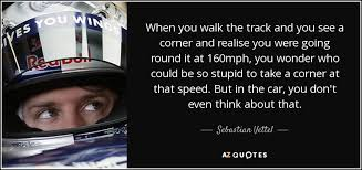TOP 25 QUOTES BY SEBASTIAN VETTEL | A-Z Quotes