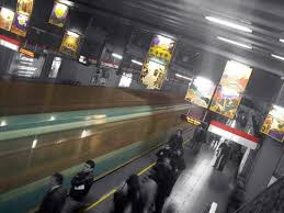 República metro station