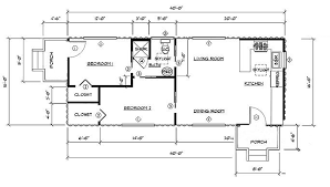Intermodal Shipping Container Home Floor Plans  Below are example    Two Bedroom  One Bath Shipping Container Home Floor Plan