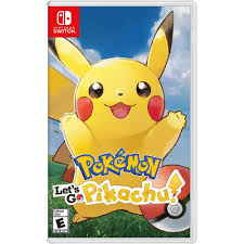 <b>Pokémon</b>: Let's Go, <b>Pikachu</b>! Nintendo Switch HACPADW2A - Best ...