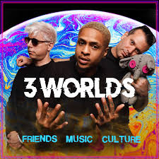 3 Worlds: Friends, Music, Culture by PLVNK