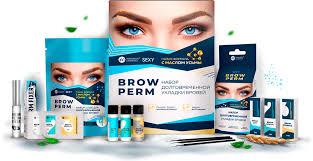 <b>Набор</b> долговременной укладки бровей <b>SEXY BROW</b> PERM