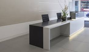 bespoke reception desk design bespoke office desks