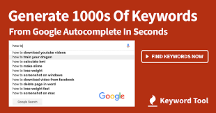 Keyword <b>Tool</b> (FREE) ᐈ#1 Google Keyword Planner Alternative